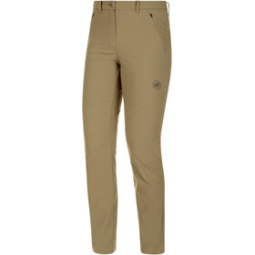 Mammut Hiking Broek Dames, olive
